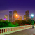 Houston · Skyline · coucher · du · soleil · pont · Texas · USA - photo stock © lunamarina