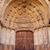 katedral · kapı · İspanya · Bina · sokak · kilise - stok fotoğraf © lunamarina