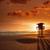 arany · naplemente · tengerpart · Spanyolország · víz · szépség - stock fotó © lunamarina