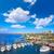 plaży · Florida · portu · pomarańczowy · antena · marina - zdjęcia stock © lunamarina