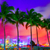 hajnal · kilátás · Miami · sziluett · városkép · napfelkelte - stock fotó © lunamarina