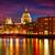 собора · моста · реке · Темза · глядя · Лондон - Сток-фото © lunamarina