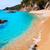Cala Sa Boadella platja beach in Lloret de Mar stock photo © lunamarina