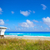 palm beach beach baywatch tower in florida stock photo © lunamarina