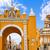 арки · двери · Испания · город · стены - Сток-фото © lunamarina