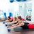 aerobik · pilates · kadın · uygunluk - stok fotoğraf © lunamarina