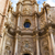valencia cathedral seu facade in plaza de la reina stock photo © lunamarina
