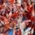 rojo · pepperoni · mediterráneo · mercado · España · textura - foto stock © lunamarina