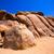 rocks in joshua tree national park california stock photo © lunamarina