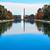 Хьюстон · парка · пионер · отражение · бассейна · свет - Сток-фото © lunamarina