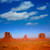 dolinie · zachód · rękawice · niebo · charakter · krajobraz - zdjęcia stock © lunamarina