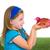 ребенка · играет · цыплят · девочку · смотрят · молодые - Сток-фото © lunamarina