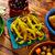 augurken · voedsel · groenten · glas · jar · tabel - stockfoto © lunamarina