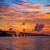 oude · rail · brug · park · Florida · sleutels - stockfoto © lunamarina