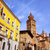 catedral · unesco · cidade · ouvir · prefeitura - foto stock © lunamarina