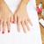 mulher · unhas · tratamento · mãos · corpo - foto stock © lunamarina