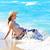 anya · baba · játszik · tengerpart · tengerparti · homok · család - stock fotó © lunamarina