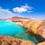praia · panorâmico · ver · zakynthos · Grécia · água - foto stock © lunamarina