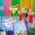коктейли · соломы · тропический · пляж · Starfish · тропические - Сток-фото © lunamarina