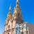 moderne · gebouwen · stad · centrum · kerk - stockfoto © lunamarina