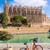 cattedrale · la · riflessione · lago - foto d'archivio © lunamarina