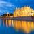 mallorca · catedral · pôr · do · sol · Espanha · edifício - foto stock © lunamarina