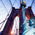 liberty statue and brooklyn bridge new york stock photo © lunamarina