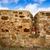 古代 · 石 · 壁 · 青空 · テクスチャ - ストックフォト © lunamarina