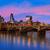 puente · Londres · signo · ciudad · arquitectura · Inglaterra - foto stock © lunamarina