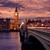 Big · Ben · Londres · crépuscule · rivière · thames - photo stock © lunamarina