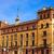 fasada · placu · Hiszpania · obok · katedry · miasta - zdjęcia stock © lunamarina