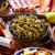 kiełbasa · mallorca · Hiszpania · żywności · krowy · czerwony - zdjęcia stock © lunamarina