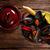 tapas · pimenta · alho · limão · tabela - foto stock © lunamarina