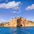 LA · világítótorony · mediterrán · természet · tájkép · tenger - stock fotó © lunamarina