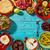 tapas · Espanha · popular · receitas · cozinha · mediterrânea - foto stock © lunamarina