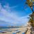 tengerpart · Spanyolország · mediterrán · égbolt · víz · város - stock fotó © lunamarina