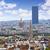 パリ · スカイライン · ドーム · フランス - ストックフォト © lunamarina