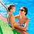 basen · pływanie · niebieski · basen - zdjęcia stock © lunamarina