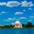 Washington · DC · ABD · gökyüzü · Bina · şehir · mavi - stok fotoğraf © lunamarina