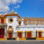 seville maestranza bullring plaza toros sevilla stock photo © lunamarina