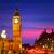 Londen · stadslichten · Big · Ben · toren · westminster · brug - stockfoto © lunamarina