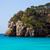 turquesa · mediterrânico · mar · água · natureza · paisagem - foto stock © lunamarina