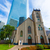 Houston · városkép · templom · Texas · égbolt · város - stock fotó © lunamarina