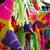 fiesta · mexican · party · illustrazione · chitarra · deserto - foto d'archivio © lunamarina