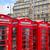 красный · телефон · цвета · Англии · связи - Сток-фото © lunamarina
