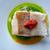 lezzetli · taze · pişmiş · gıda · akşam · yemeği · domates - stok fotoğraf © lunamarina
