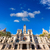 バレンシア · 市 · 町役場 · 建物 · スペイン · 広場 - ストックフォト © lunamarina