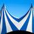 cirkusz · sátor · éjszakai · ég · csillagok · hold · égbolt - stock fotó © lunamarina