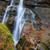 cascada de la cueva waterfall ordesa valley pyrenees spain stock photo © lunamarina
