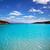 ibiza cala bassa beach with turquoise mediterranean stock photo © lunamarina